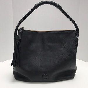 Tory Burch Taylor Black leather Hobo bag